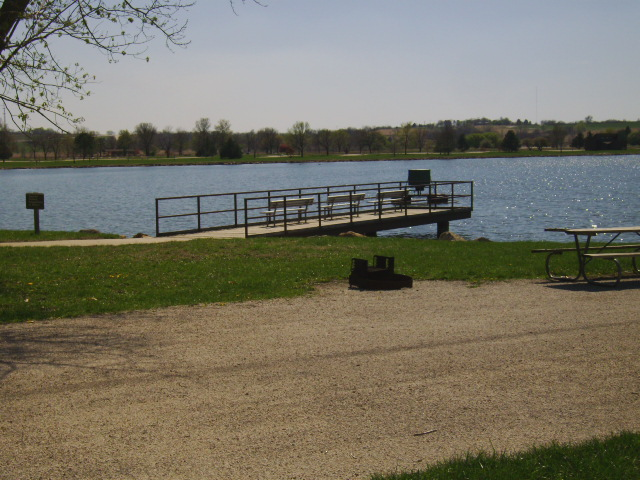 Kansas city district locations district lakes for Kansas fishing regulations