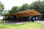 Clinton Lake Picnic Shelter